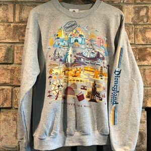 NWOT Disney Discover The Magic Sweatshirt